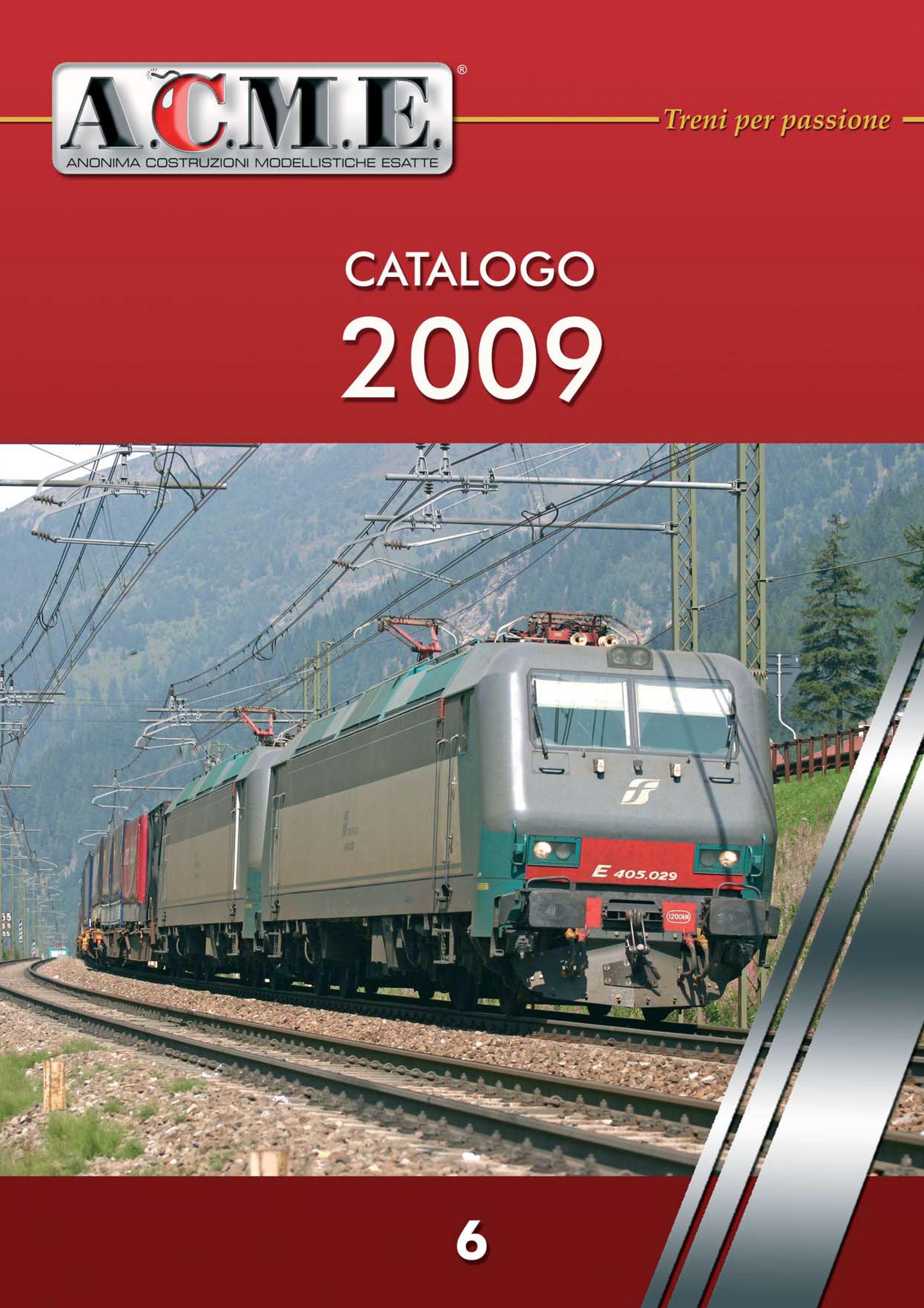 A.C.M.E - Catalog 2009