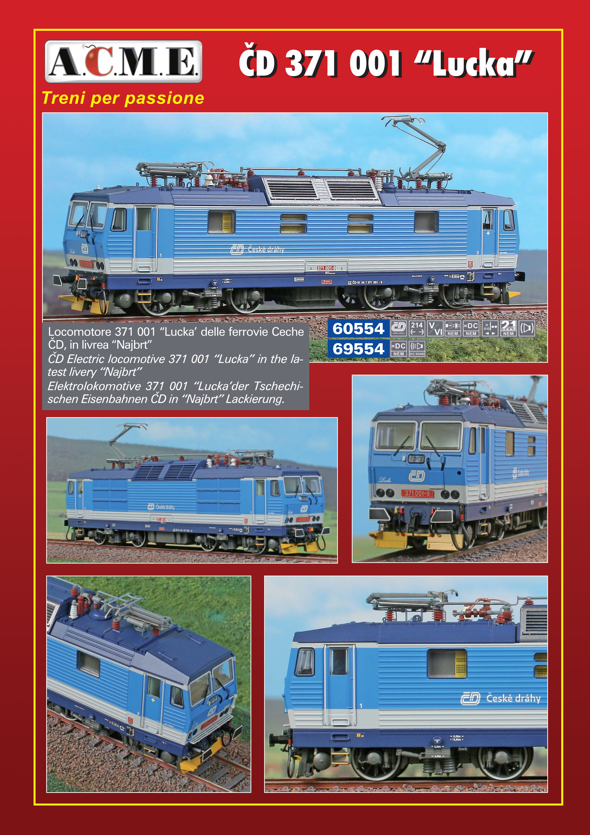 A.C.M.E - CD - Class 371 001