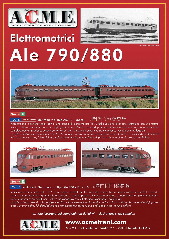 A.C.M.E - FS - Ale 790 / 880