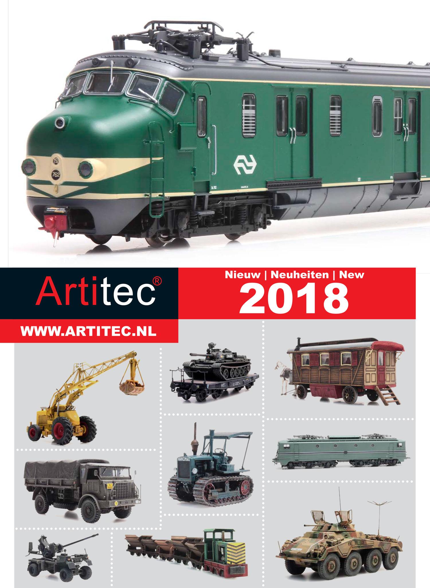 Artitec - Novelties 2018