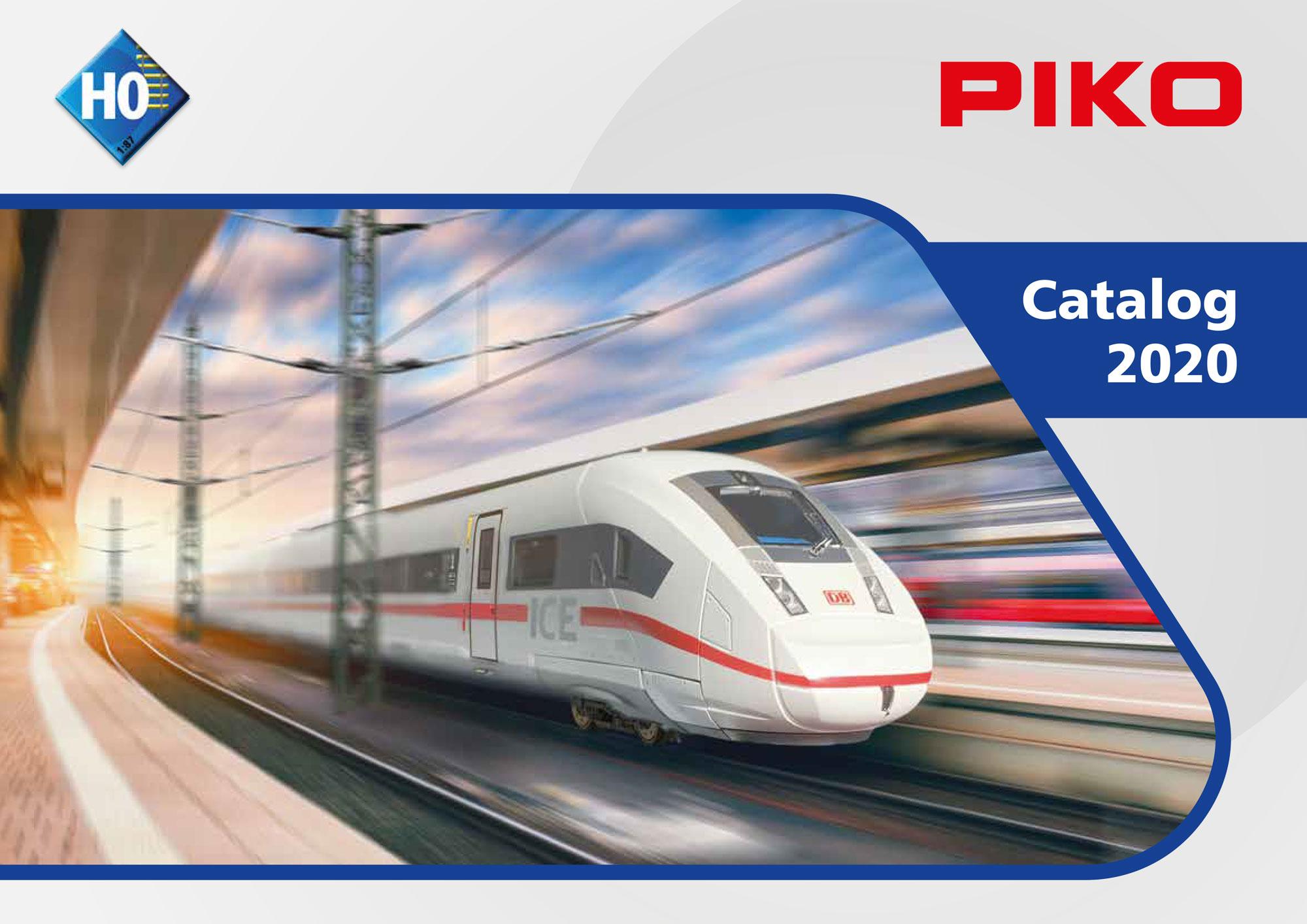 PIKO - Catalog 2020