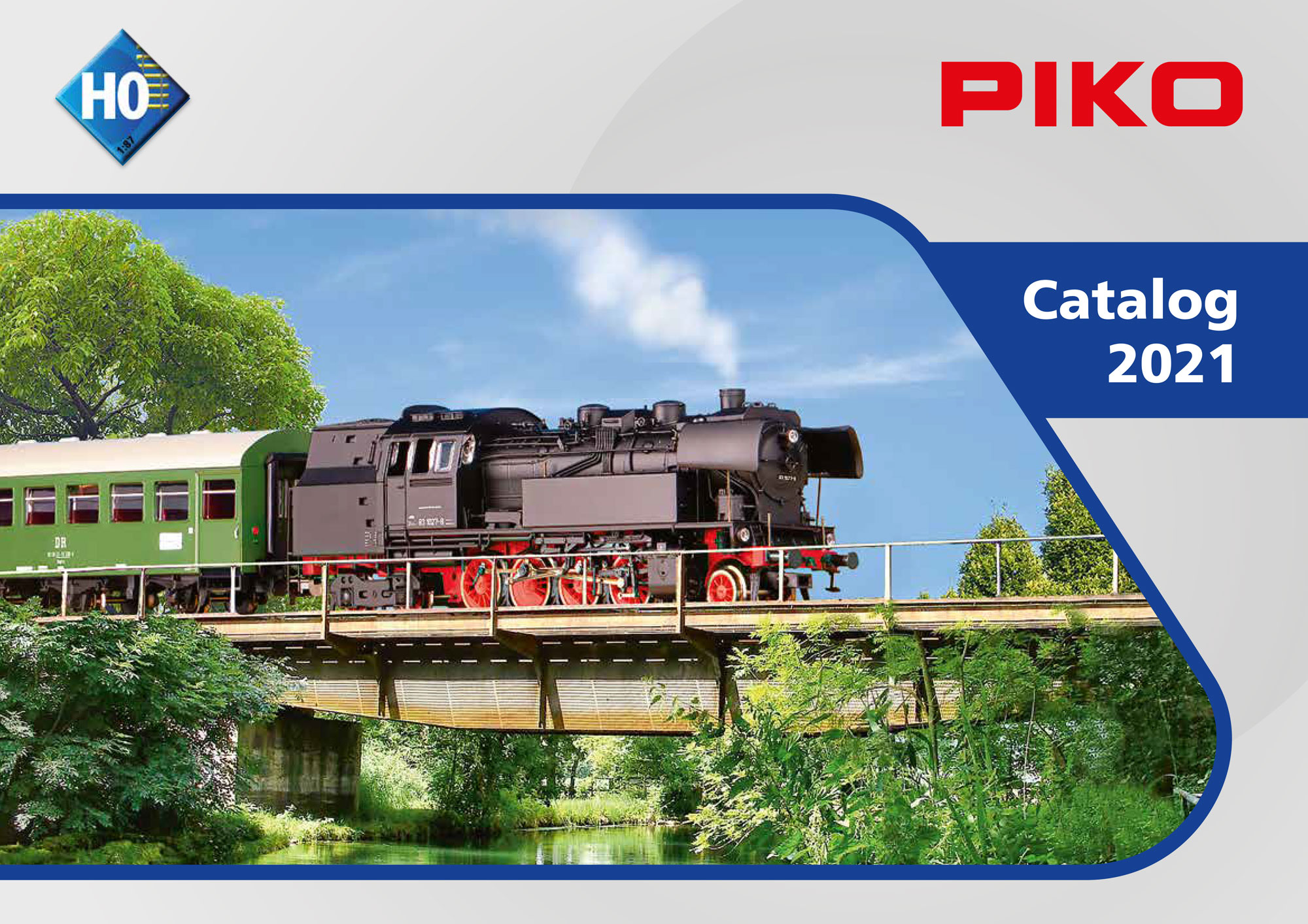 PIKO - Catalog 2021