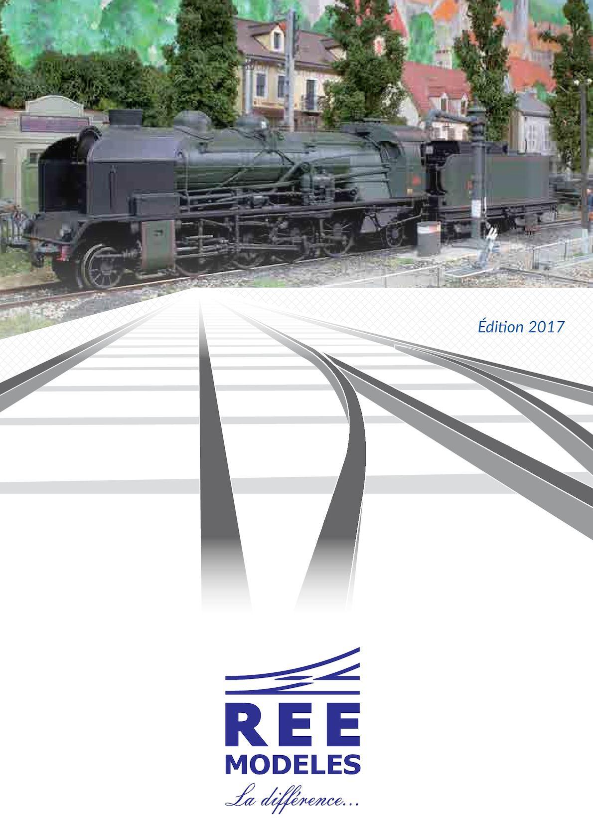 Rails Europ Express - Catalog 2017