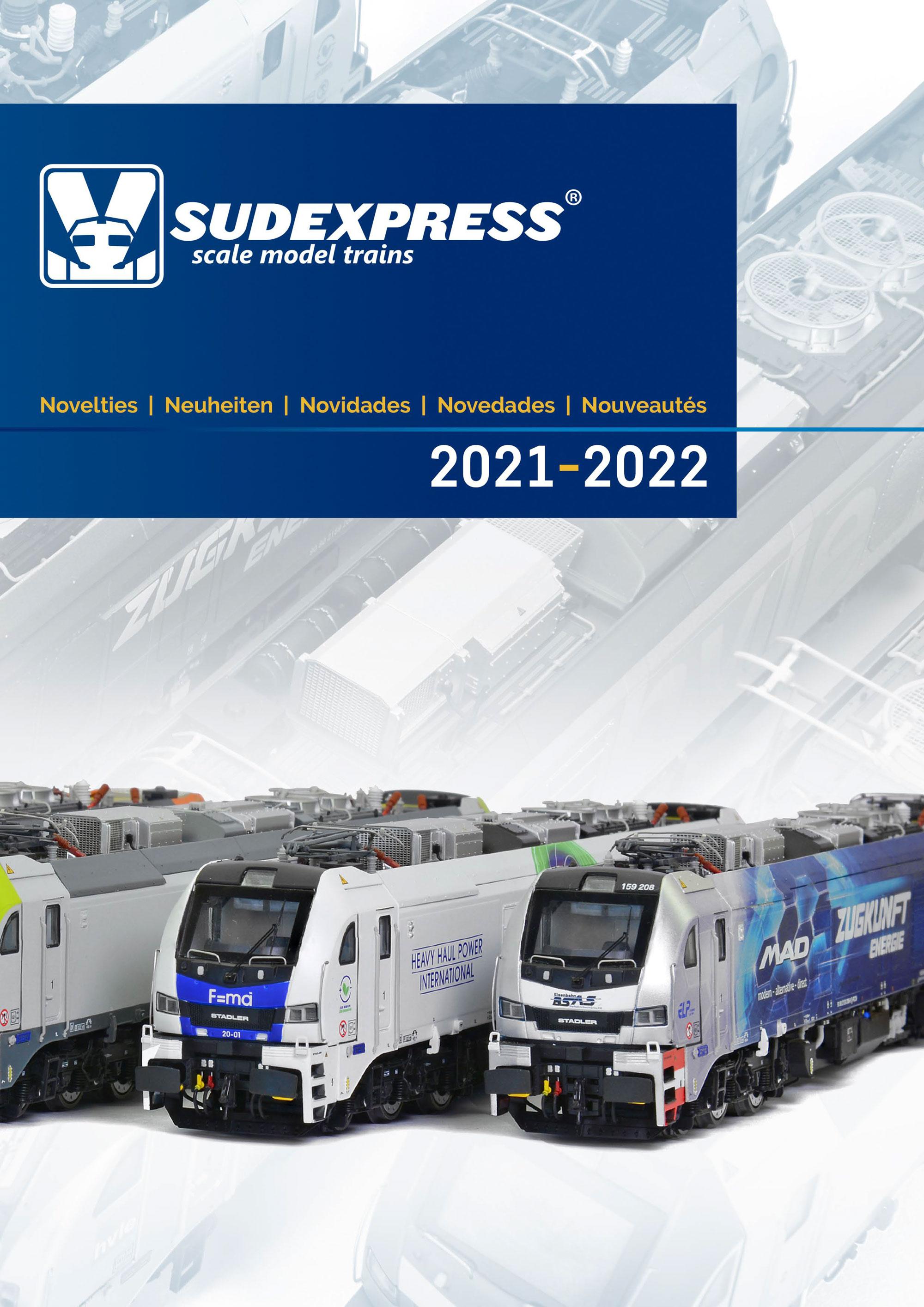 Sudexpress - Novelties 2021 - 2022