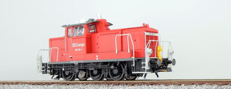 Class 362 873 - DB Diesel locomotive