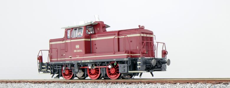 Class 260 180 - DB Diesel locomotive