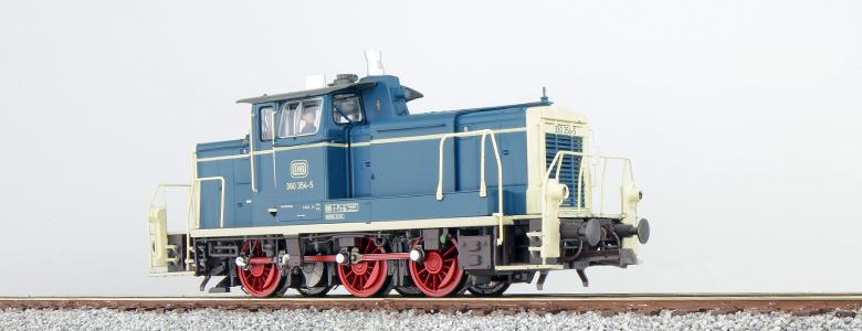 Class 260 269 - DB Diesel locomotive