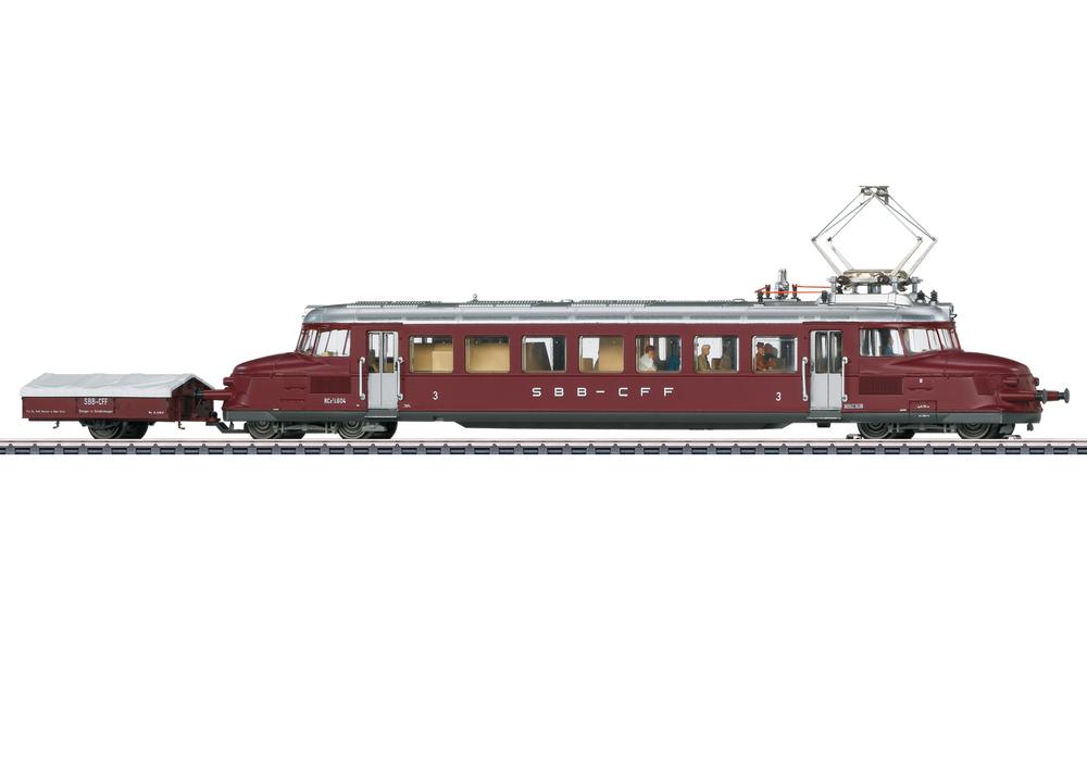 Class RCe 2/4 Powered Rail Car