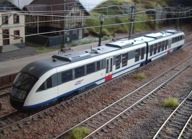 CFR - Class 96 Desiro