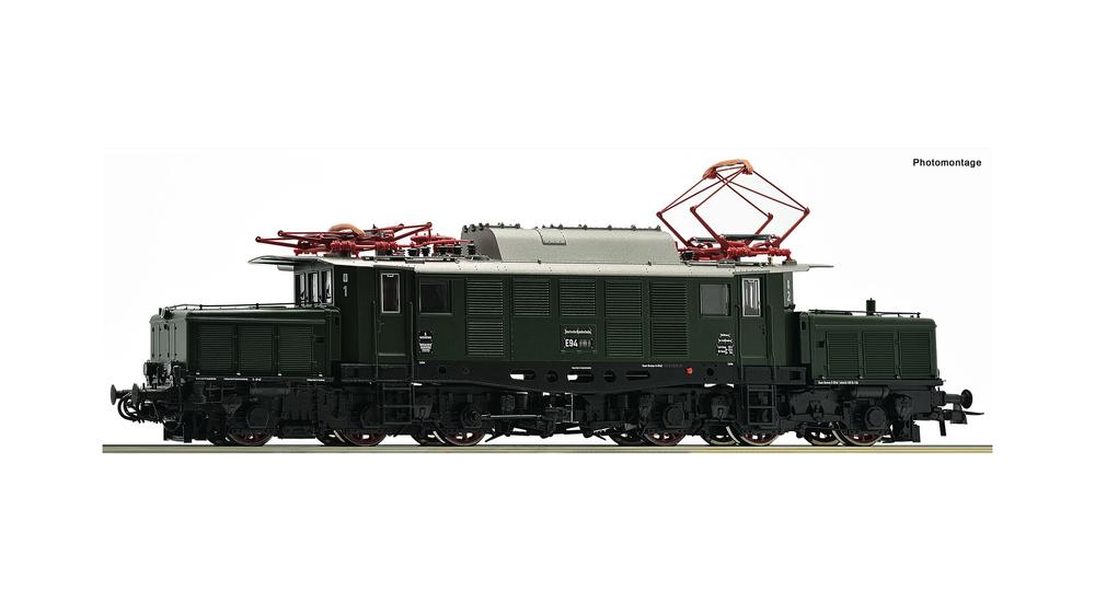 Electric locomotive class E 94, DB