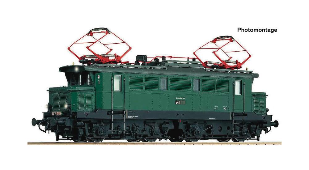 Electric locomotive class E 44, DB