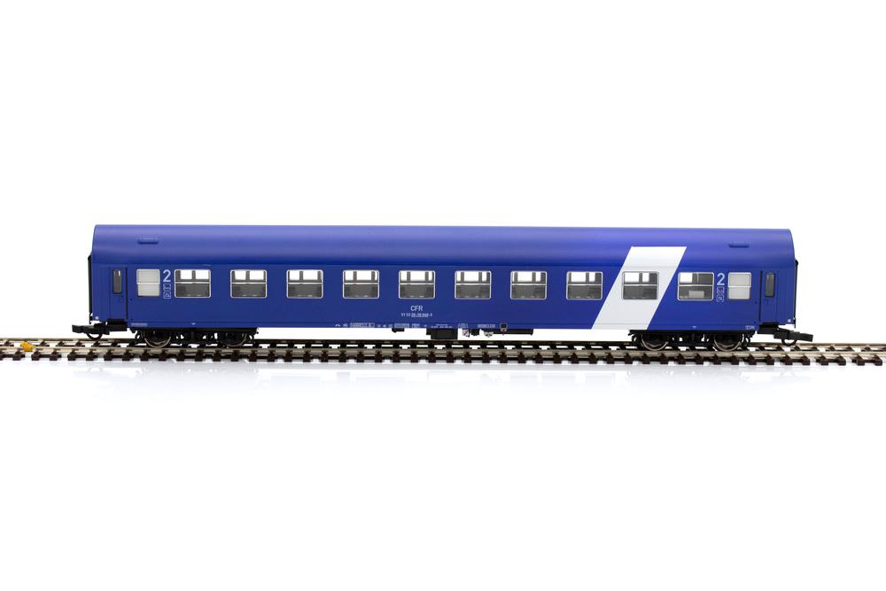 CFR - Series 20-50 passenger coach
