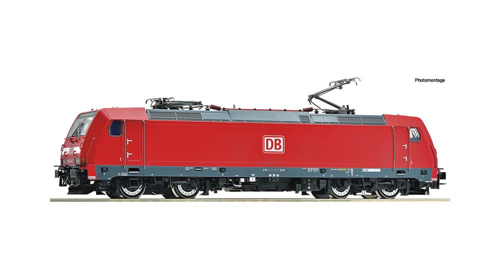 Electric locomotive class 146.2, DB AG