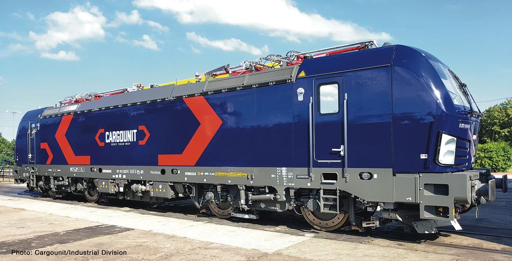 Electric locomotive class 193, ID