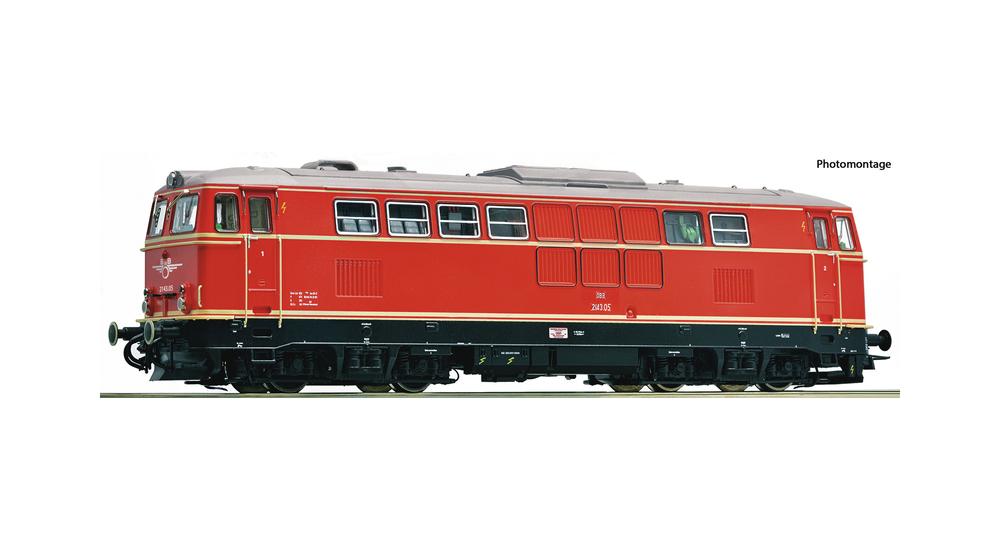 Diesel locomotive 2143.05, ÖBB