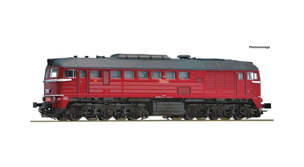 Diesel locomotive T679.1294, CSD