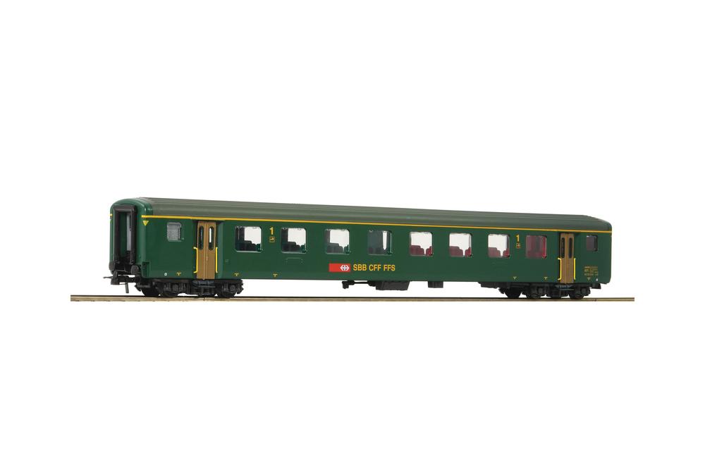 SBB 1st class fast train coach EW II