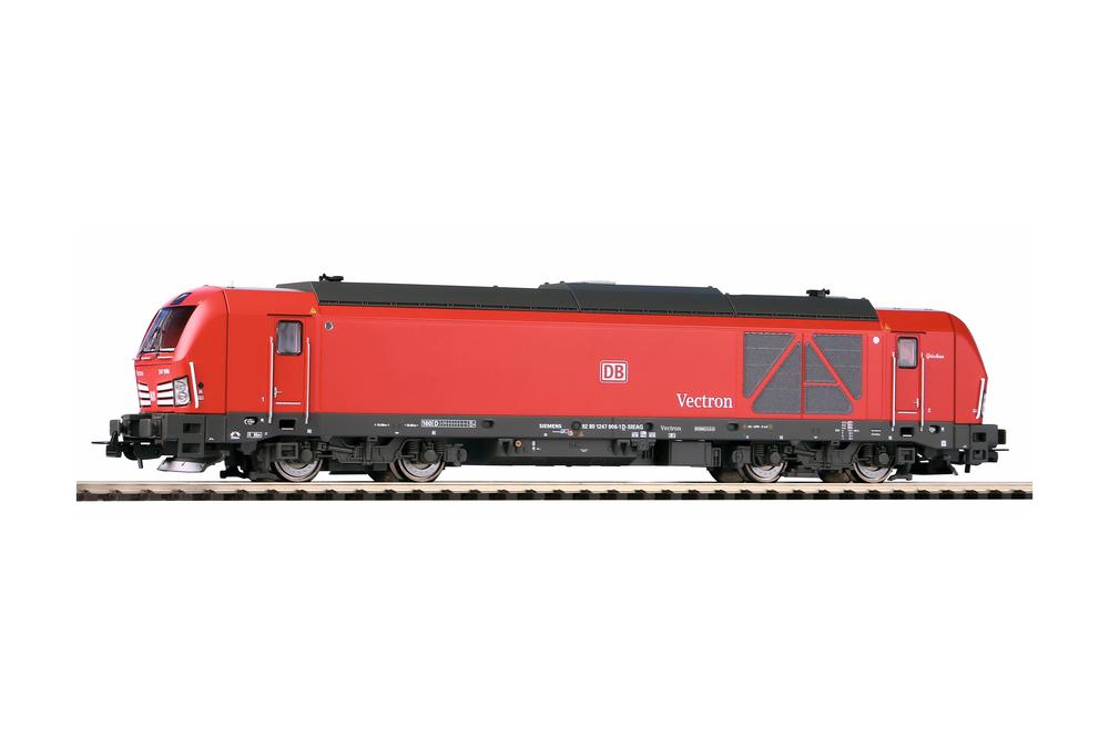 DB Class 247 Vectron Diesel Locomotive