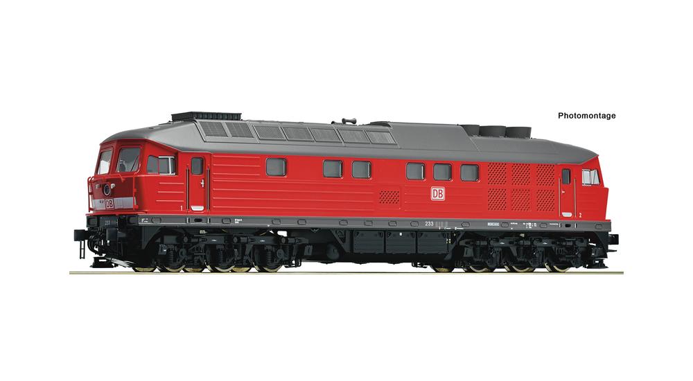 Diesel locomotive class 233, DB AG