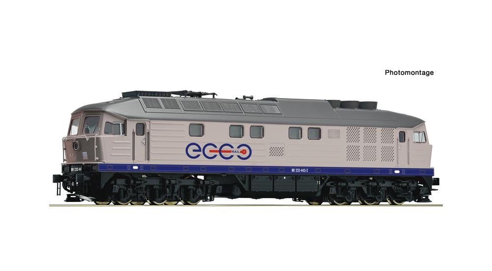 Diesel locomotive class 232, Ecco Rail