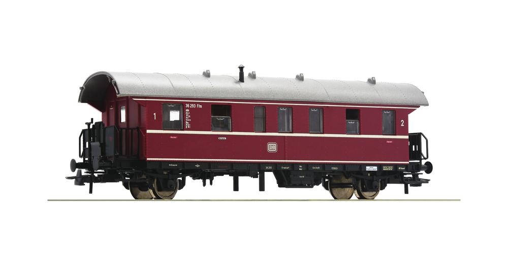 """1st/2nd class passenger car """"Donnerbüchse"""", DB"""