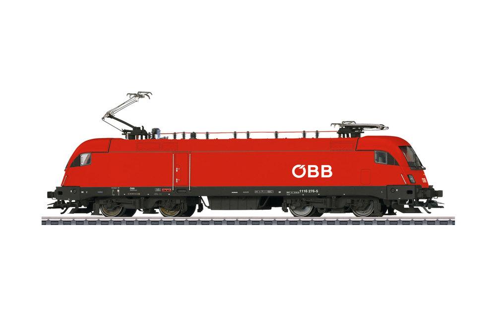 OBB Class 1116 Electric Locomotive