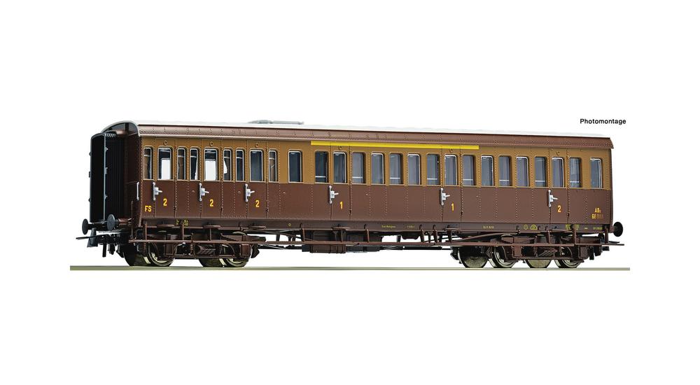 1st/2nd class passenger coach, FS
