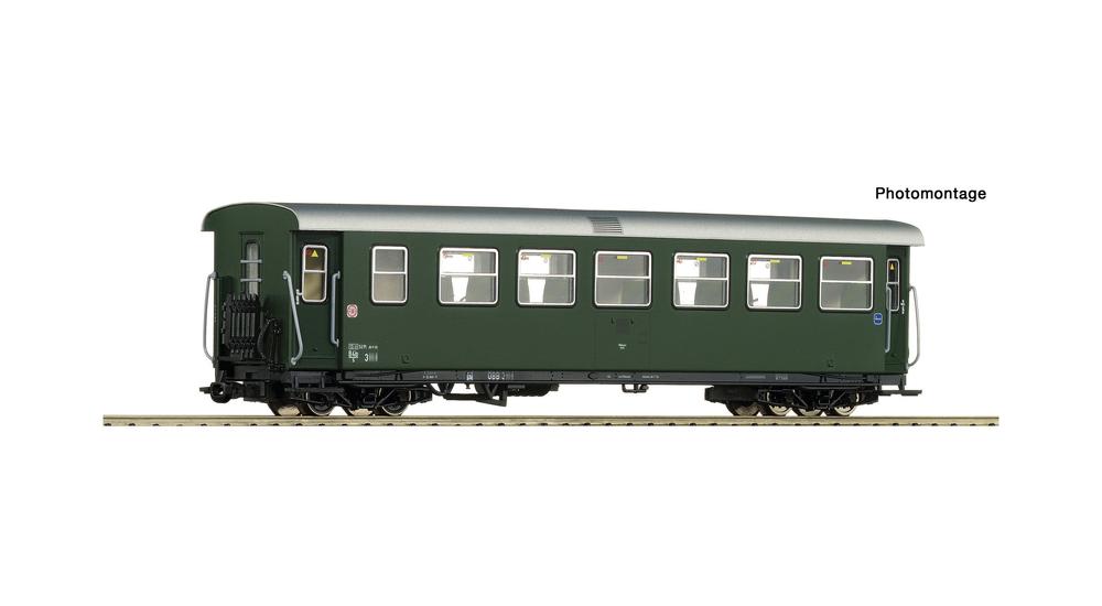 2nd class passenger coach, ÖBB