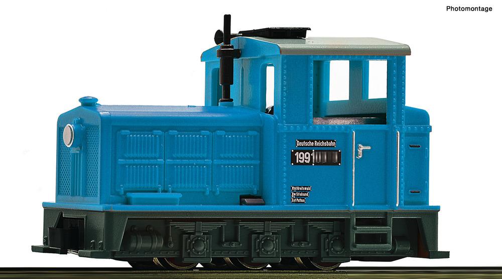 Diesel locomotive class 199