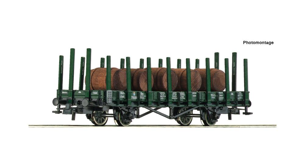 Stake wagon, K.Bay.Sts.B.
