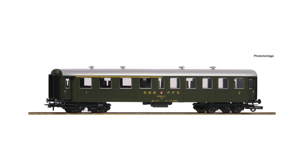 SBB BC (2nd/3rd class passenger car)
