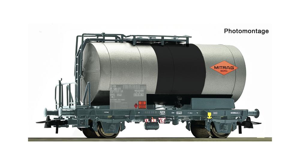Tank wagon, SBB