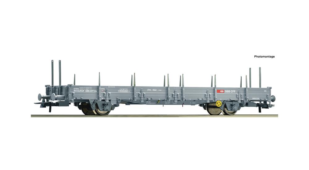 Stake wagon, SBB