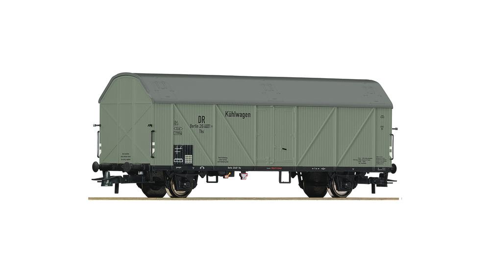 Refrigerator wagon