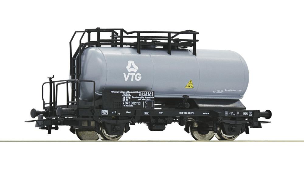 """Tank car """"VTG"""", DB"""