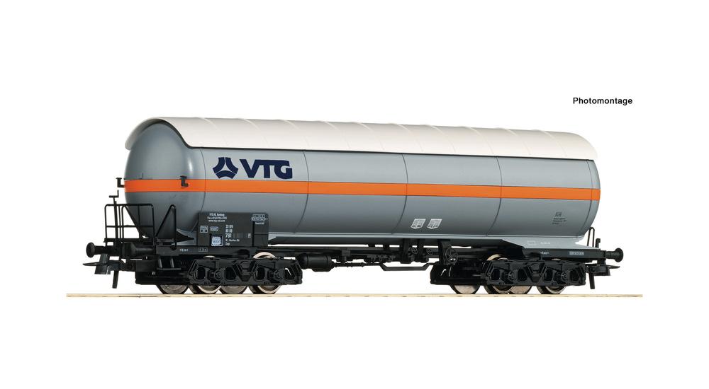 """Pressure gas tank wagon """"VTG"""", DB AG"""