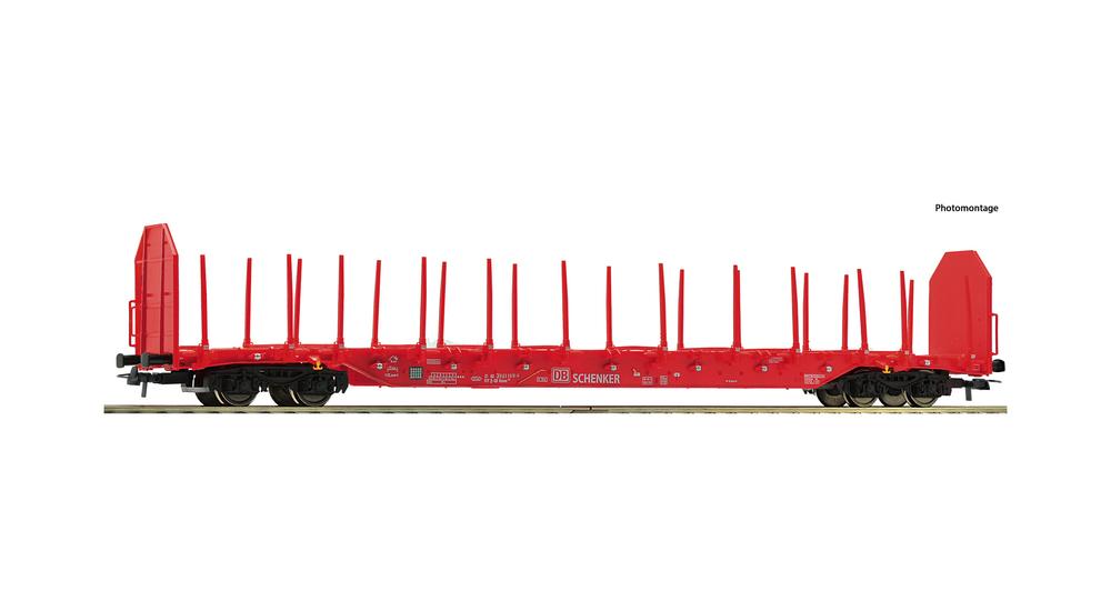 Stake wagon, DB AG