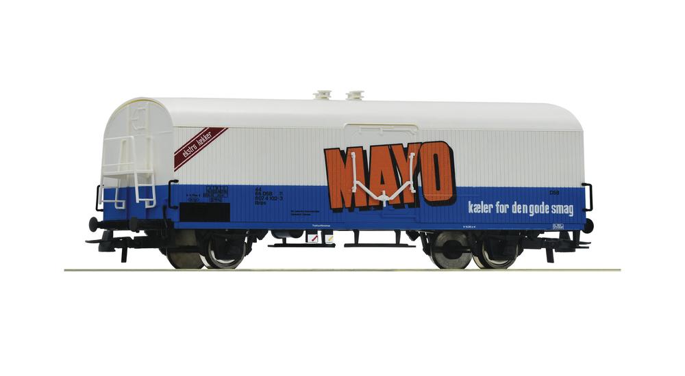 Refrigerator wagon, DSB