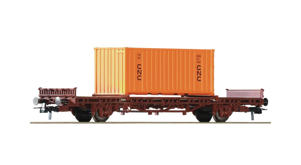 Flat wagon, SNCF