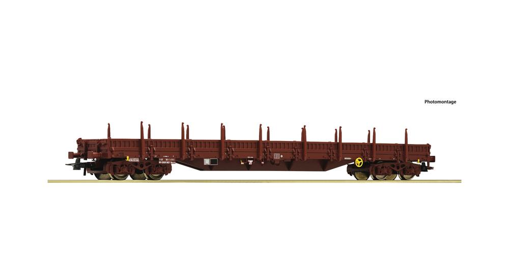 Stake wagon, SNCF