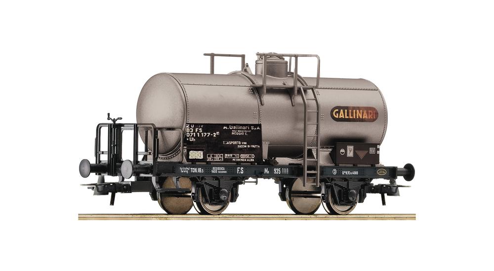 Tank wagon, FS