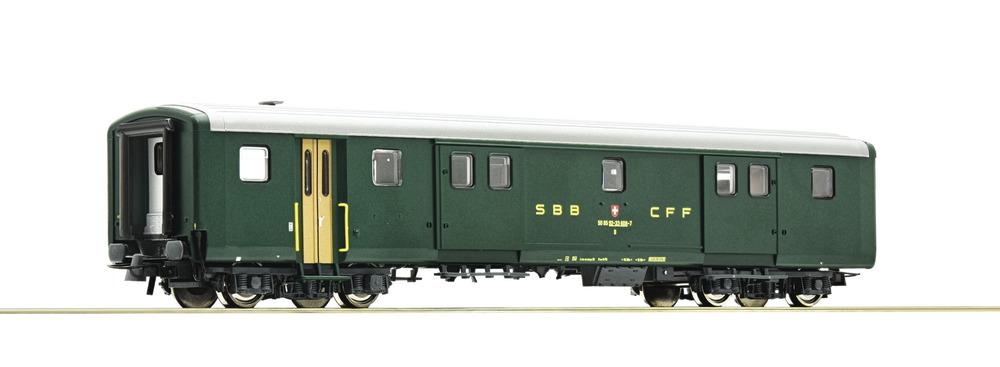 SBB Baggage car EW II