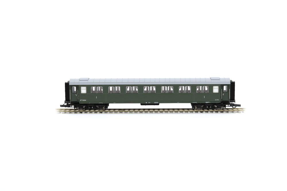 CFR - Aafld passenger coach