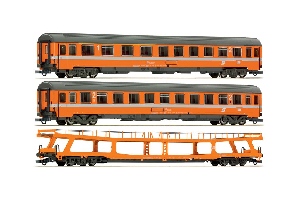 ÖBB ABmz 30-70.0, Bmz 21-71.0 & DDm 98-80