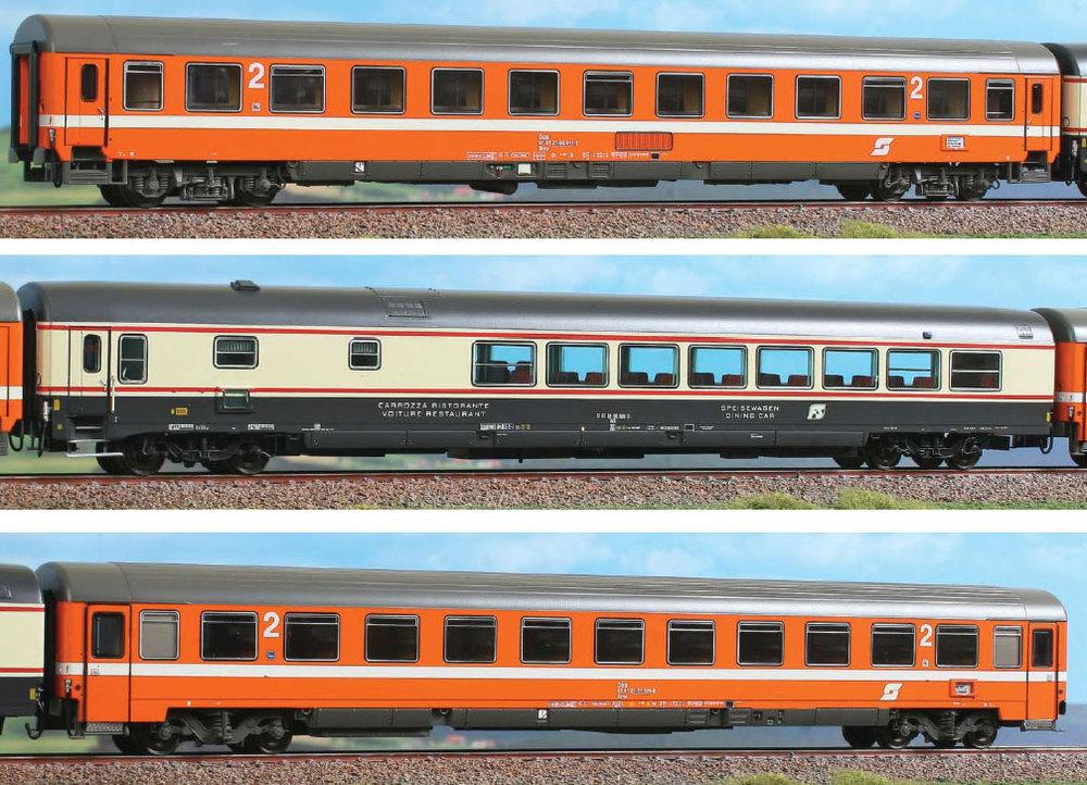ÖBB Bmz 21-90.0, ÖBB Bmz 21-71.0 & FS WR 88-90.8