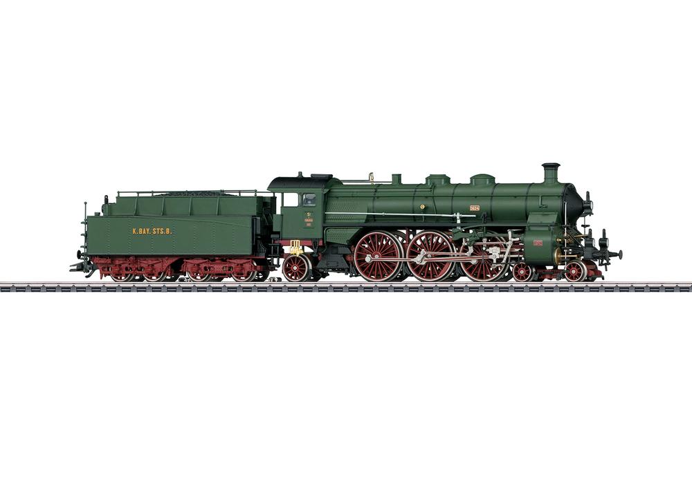 Class S 3/6 Steam Locomotive, the