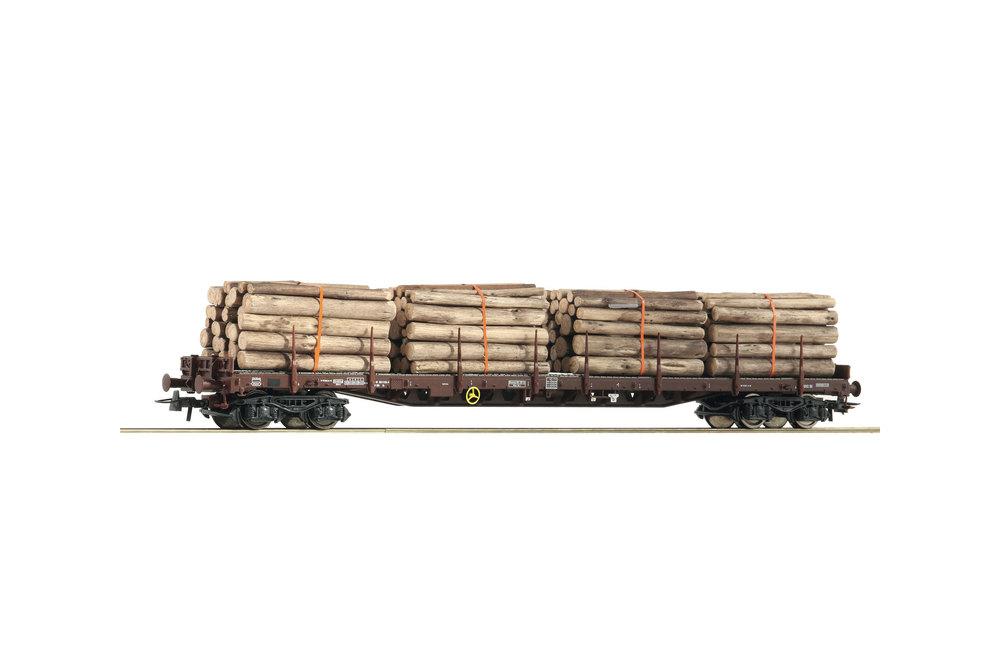 SBB CFF FFS - Stanchion wagon