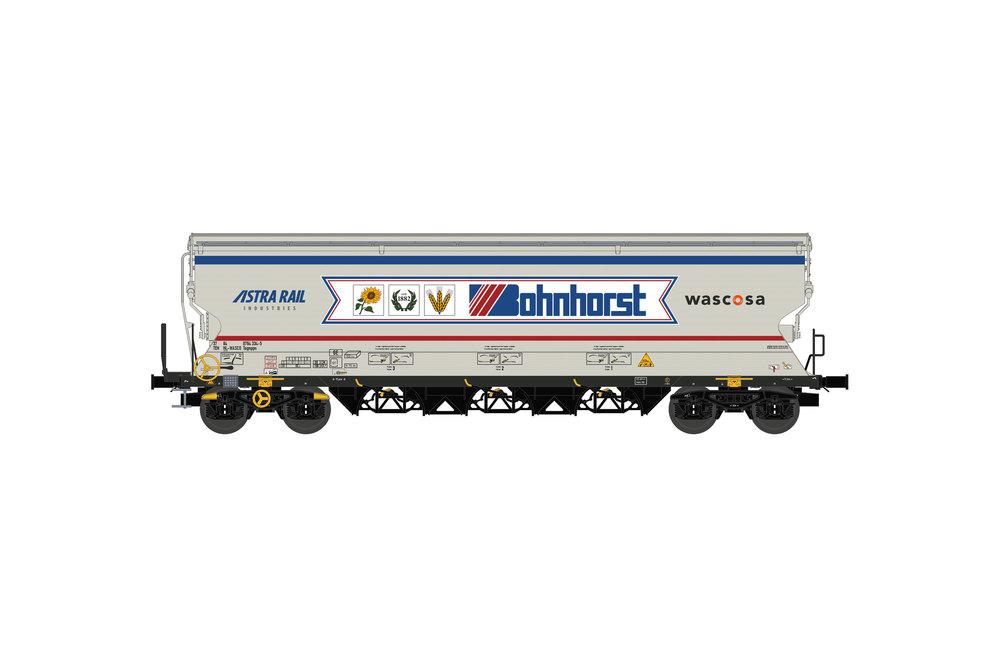 Silo wagon for grain transport Tagnpps 102m³ (Bohnhorst)