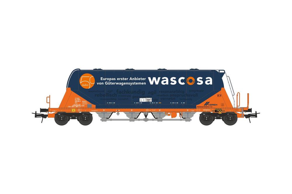 Silo wagon Uacns 82m³ (WASCOSA)
