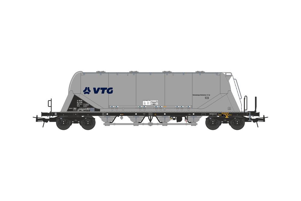 Silo wagon Uacns 82m³ (VTG)